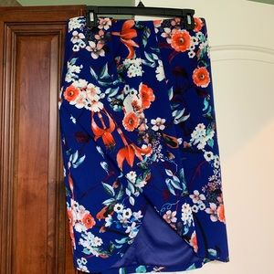 Gracia Floral Skirt